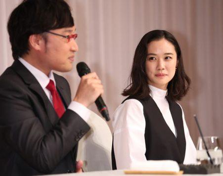 蒼井優 家事分担は「妻100:夫0」山里との新婚生活語る