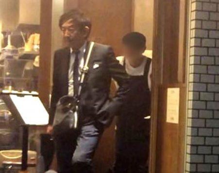 石田純一 目撃した深夜の断酒メシ…余命8年宣告で節制決意か