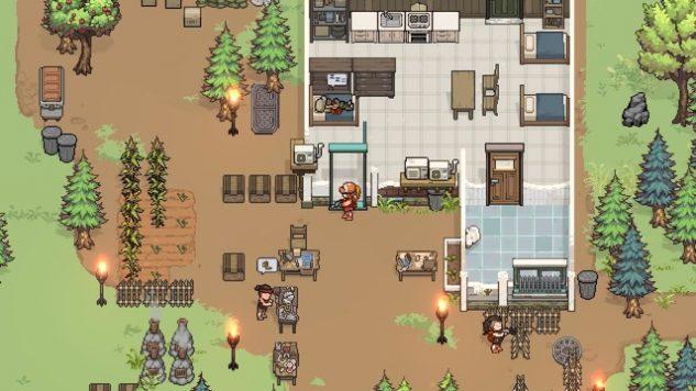 ゾンビに溢れた街でシェルターを構築せよ! 2DサバイバルACT『Zelter(ジェルター)』公式トレイラー公開