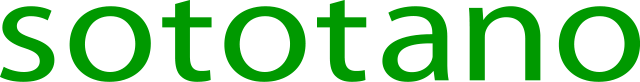 sototano(ソトタノ)