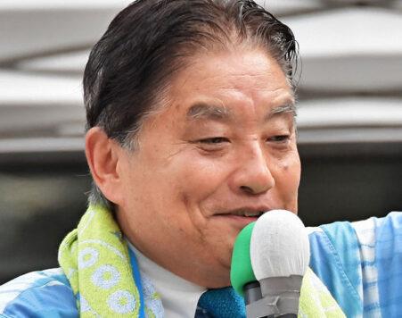 河村市長のメダル噛み、謝罪コメントがむしろ火に油注ぐ事態に