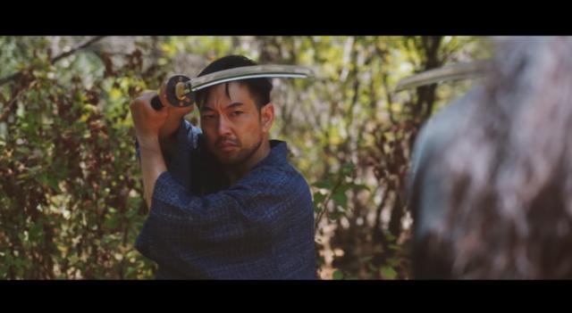 『Ghost of Tsushima』境井仁役ツジダイスケさんがゲームを再現した殺陣を披露!「リアルツシマ」な刀さばきを見よ