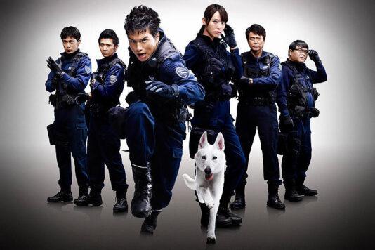 市川隼人と警察犬のバディ物語!?「DOG×POLICE ドッグポリス 純白の絆」(2011)