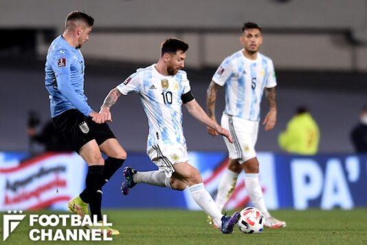 メッシのゴールでアルゼンチンが勝利!コロンビアと対戦した首位ブラジルは…【W杯南米予選結果まとめ】